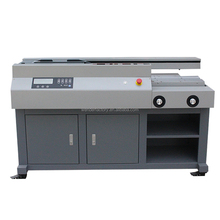 Professional supplier thermal binder machines mini glue binding machine a4 fusible book binder