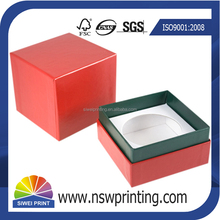 Siwei Guangzhou Packaging Box Fancy Paper Gift Candle Box