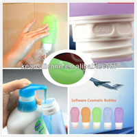 Essential Travel Size Refillable Bottles Containers/ /Hair Product Bottles