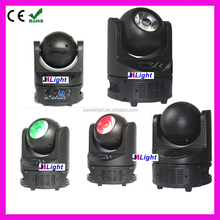 Fast Moving Items From China XY Infinite Rotate Sharpy Beam 60W LED Mini Moving Head