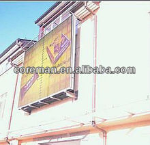 china suppliers outdoor video advertising p20mm rgb led panel/ led flat panel display