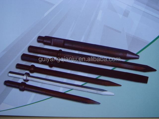 quarry mining hard tip steel Integral Drill Rod