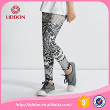 Individuation design bandhnu pattern teen girls lover wholeale custom sublimation printed leggings