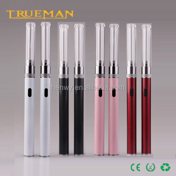 Selling Hottest Original slim haha micro usb 510 passthrough e cig 510 battery