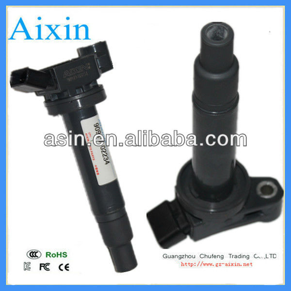BEST QAULITY Denso Ignition coils 90919-02234 TOYOTA CAMRY LEXUS ESS300 RX 300/330/350