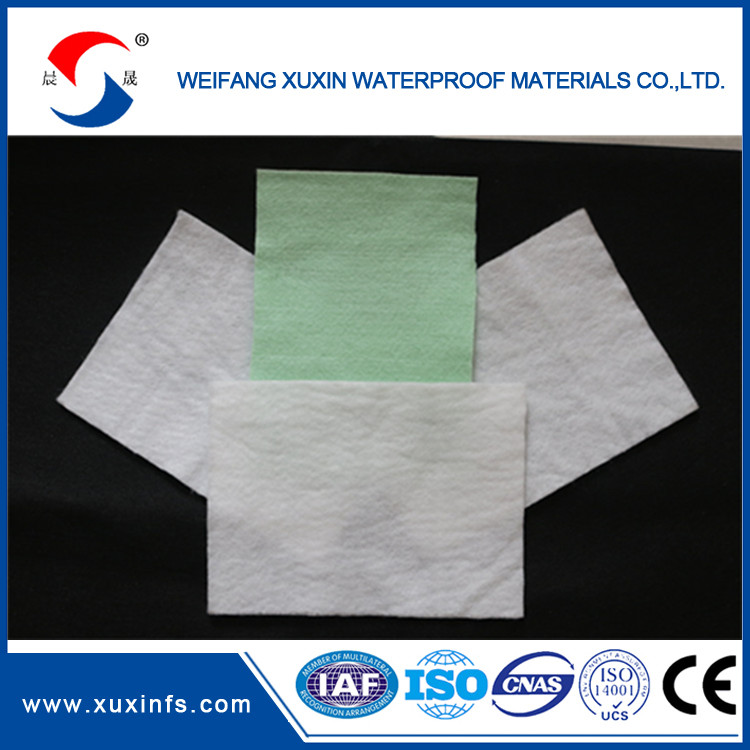 Building materials cheap non woven geotextile price