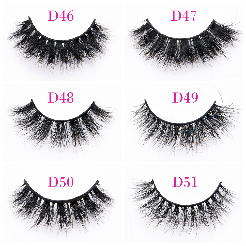 korean beautiful mink lashes 3d mink eyelash extension with drawer box