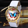 Luxury Women Leather Watch 3 Styles