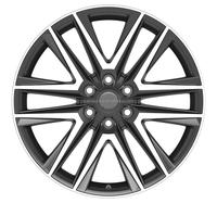 "4*4 SUV 20x8.5/22x9"" car aluminum alloy wheel rim /alloy wheel rim pcd6x139.7"