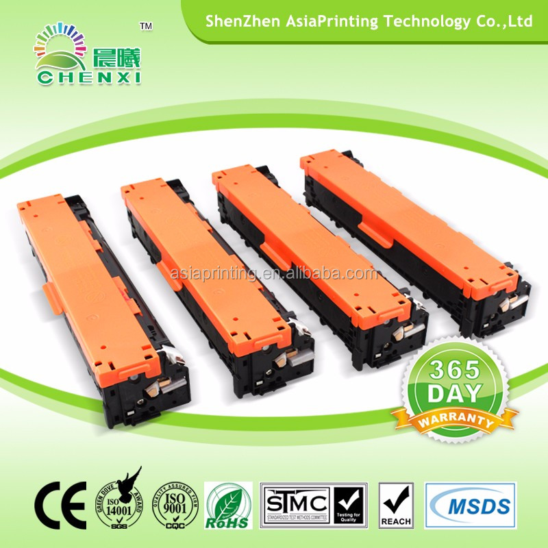 Bulk buying from china toner cartridge CF210A for hp Pro 200,color M251,267