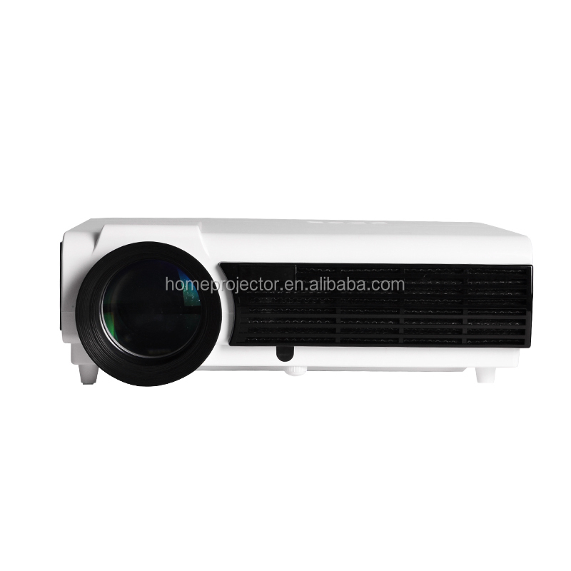 original manufacturer 3000 lumens 1280*800 contrast projector with 23 languages best for home theatre