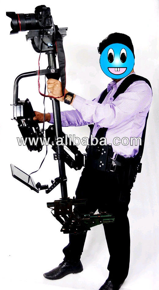 RDPASSION 2-15kg Steadicam Steadycam , Stabilizer Vest Dual Arm Camera Video DSLR