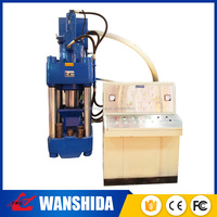 Y83-2500 Hydraulic Sawdust Briquette Press Machine