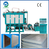 Save electricity EPS foam filling machine for door