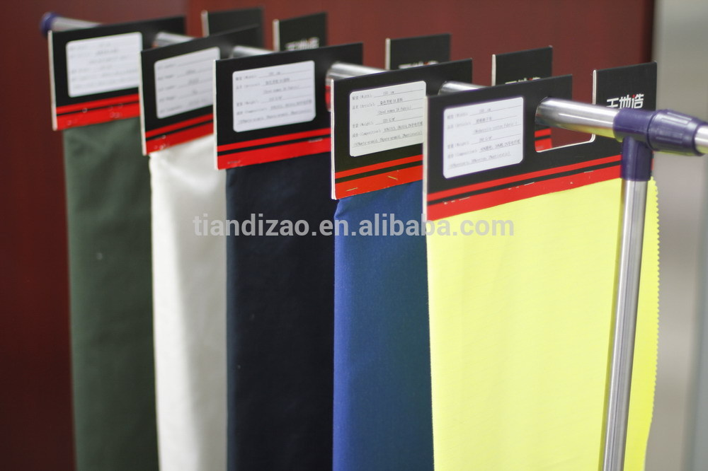 meta ARAMID flame retardant fabric for workwear