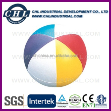 Promotional anti PU stress beach ball