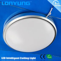 New product 22w smart lamp 40w LED Intelligent home Ceiling tuning light round led ceiling light fixture