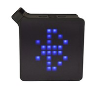 Hot sale multimedia Wonderful Sound APP control mini cube bluetooth speaker for mobile
