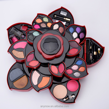 Fashion new eyeshadow unique flower design Makeup Set Palette