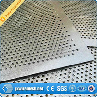 alibaba china aluminum perforated plate/perforated metal hook/perforated aluminum composite panels