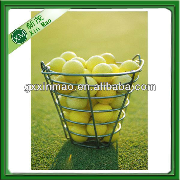 hot sale metal golf ball basket wholesale