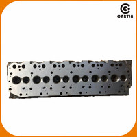 Motorcycle spare part engine cylinder head TD42