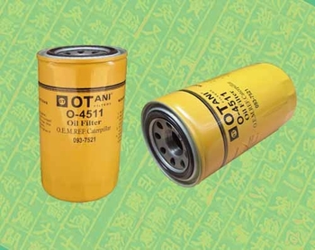 KOMORI Oil Filter O-4511