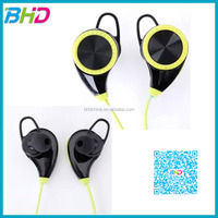 Wholesale bluetooth sport earphone 2015 mobile phone accessories