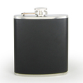 2016 New leather wine bottle, 304 Hip flask stainless steel hip flask