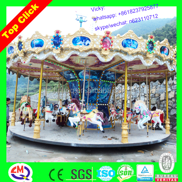 Most popular Christmas antique carousel for sale