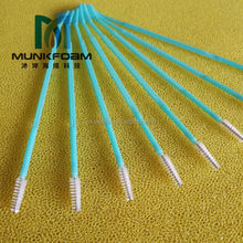 Disposable medical sterile transport buccal dna sampling swab sampling swab free sample good price