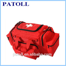 CE,FDA,ISO approved EVA outdoor sport use first aid kit emergency leather vintage doctor bag