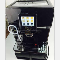 Fully automatic espresso coffee machine for commercial and home use