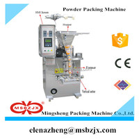 Hot new product JX016 Automatic sweet potato flour packing machine