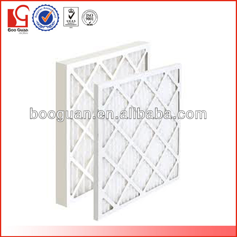 Supply MERV 8 Standard fresh air filter