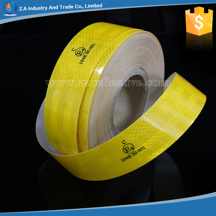 Best price of nikkalite ece 104 conspicuity tape with high quality