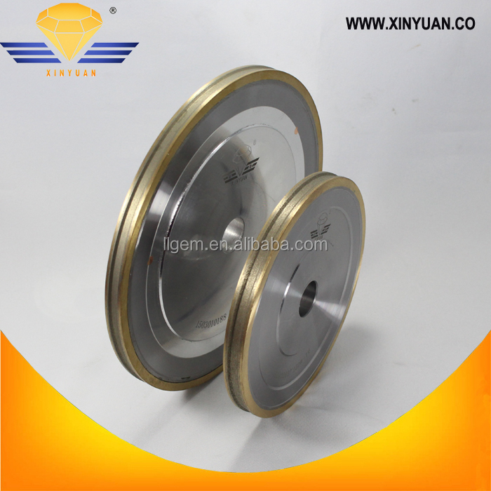 2016 XINYUAN Diamond grinding cutting wheel for glass