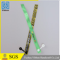 colorful silk knot bracelet for event