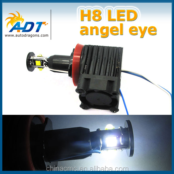 Hotsales with fan e92 CR 40w led angel eyes for BMW car accessories