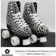 BIGBANG hangzhou Hi luna skates patines 4 wheel skates patins rollers four wheel shoes wholesale quad skates