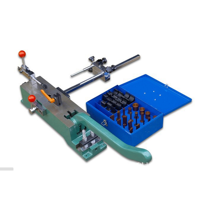 Precision manual precision bender blade plate bending machine price