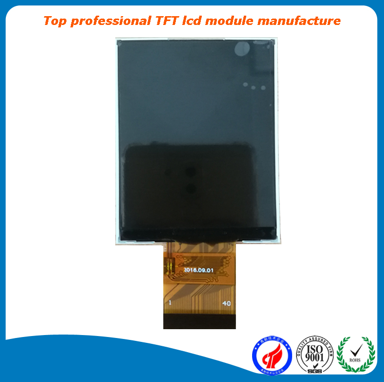 "factory A grade colour 960x240 pixel 2.7"" TFT lcd display for digital camera"