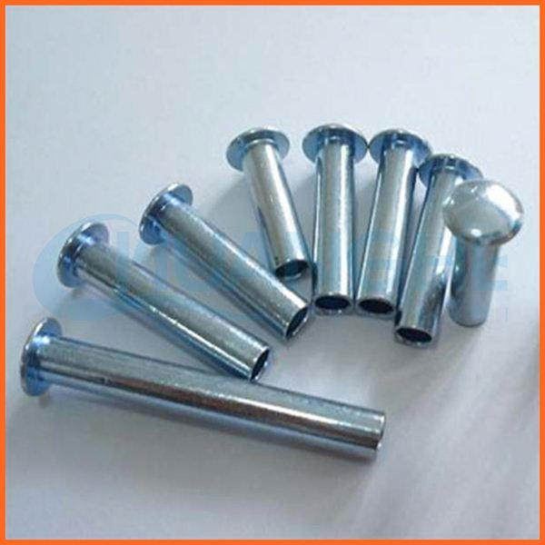 China supplier metal hollow rivets for bags