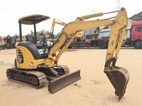 Cheap Used Excavators, PC30 Used Japanese Mini Walking Excavator for Sale