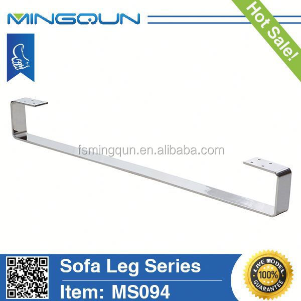 Furniture Legs Brushed Nickel high grade brushed nickel furniture legs - buy stainless steel