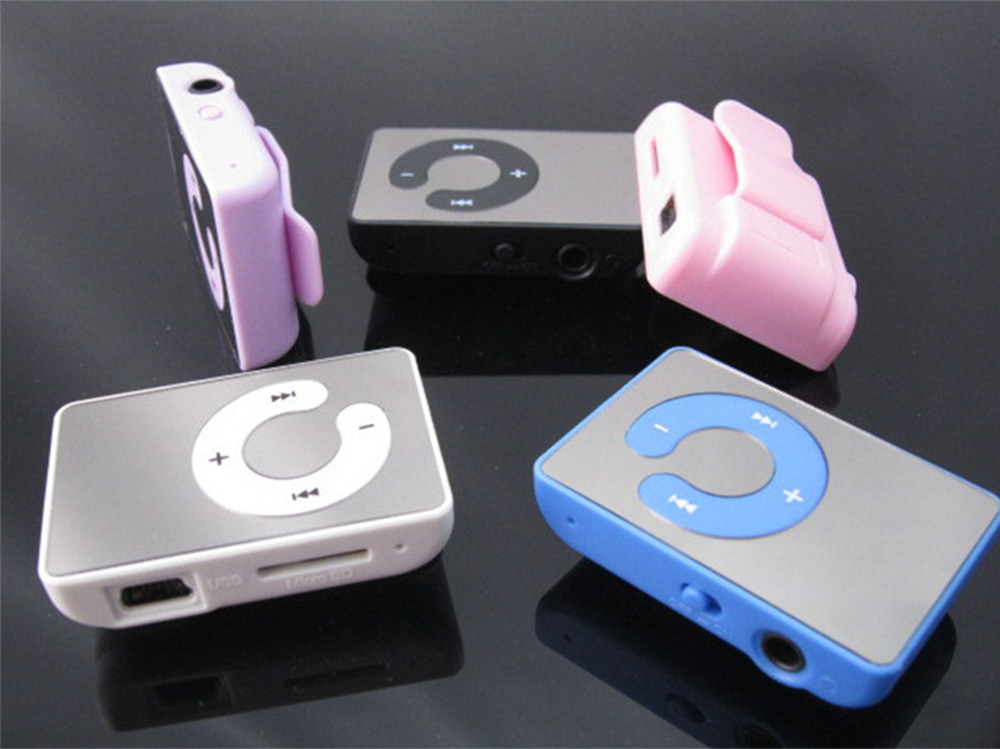 2016 Mini clip mp3 player manual