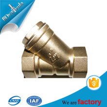 Y TYPE DN25 pipe strainer in high quality factory direct