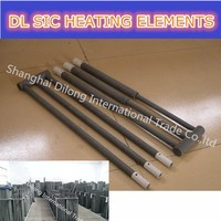 Factory Hot sale Silicon Carbide SIC U type heating element Straight Silicon Carbide rod