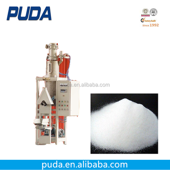 valve bag granule filling machines with belt conveyor