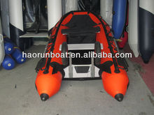 3.3m Swift inflatable boat with sand wheel